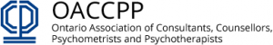 ontario Association of Consultants, counsellors, psychometrists and Psychotherapists